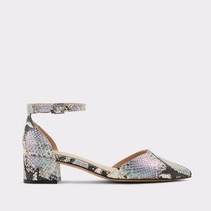 NWOT 🆕 ALDO Zulian block heel flats
